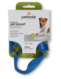 Retractable leads shouldn't be used for dog walking, but they can be used during recall training.